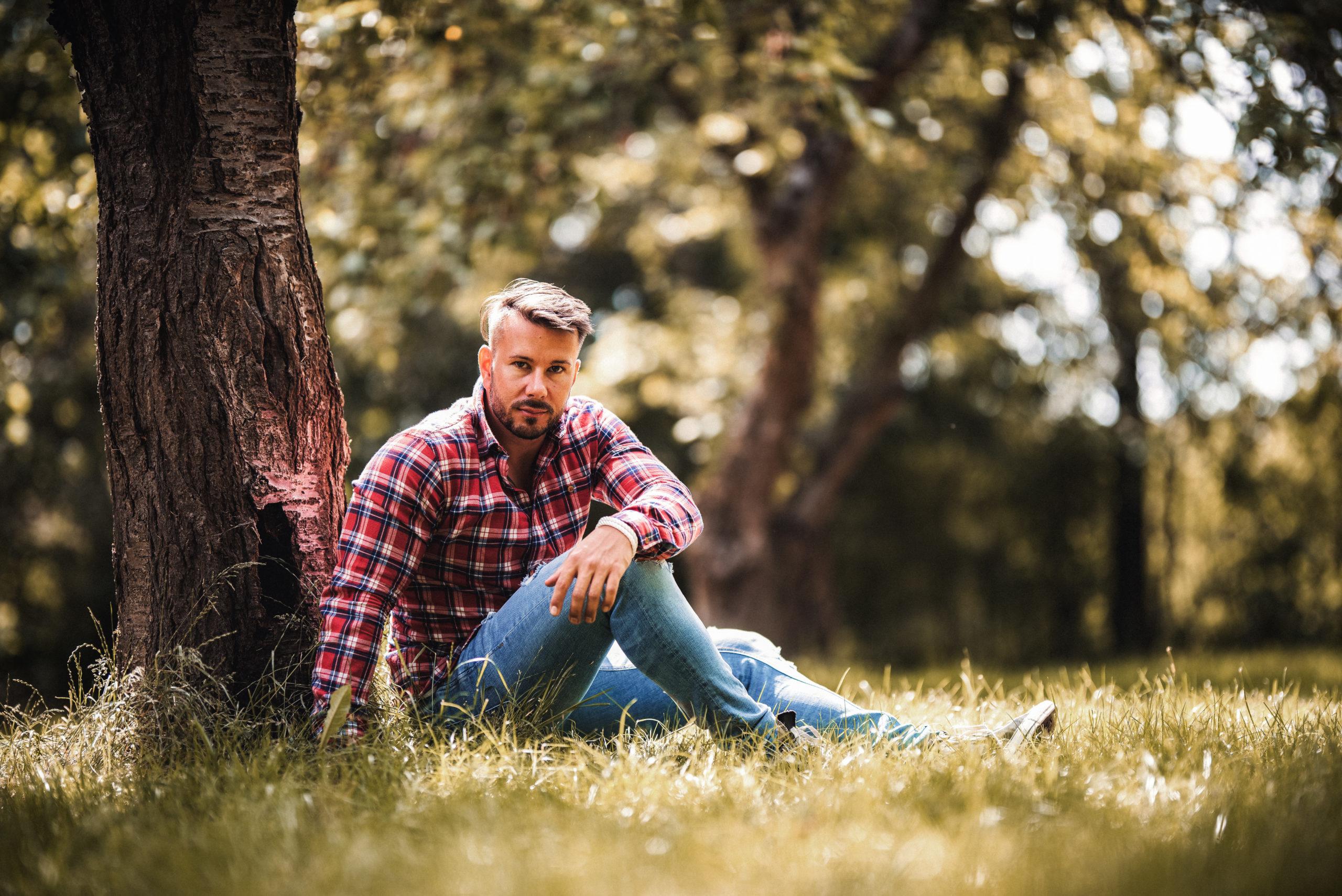 Fotoshooting Männer Chemnitz Männerportrait